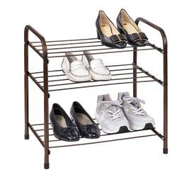 Этажерка для обуви «Эконом», цвет коричневый